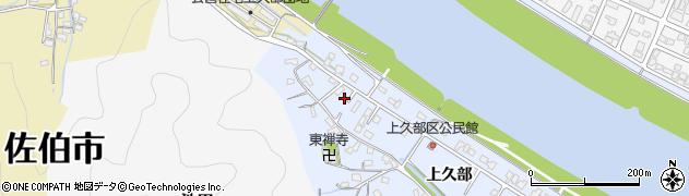 大分県佐伯市池田502周辺の地図
