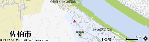 大分県佐伯市池田773周辺の地図