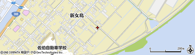 大分県佐伯市7432周辺の地図