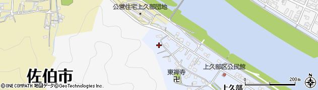 大分県佐伯市池田815周辺の地図