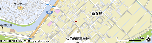 大分県佐伯市6829周辺の地図