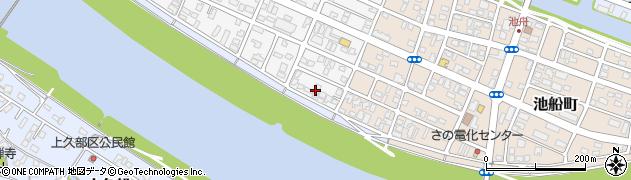 大分県佐伯市城南町8周辺の地図