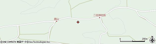 大分県竹田市小塚217周辺の地図