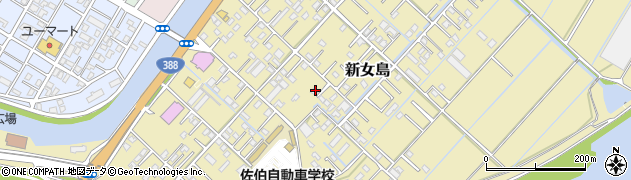 大分県佐伯市6897周辺の地図