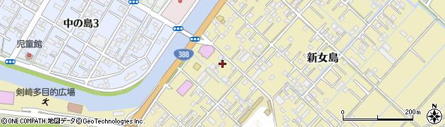 大分県佐伯市6798周辺の地図