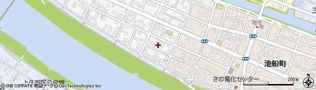 大分県佐伯市城南町7周辺の地図