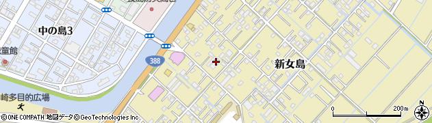 大分県佐伯市6880周辺の地図
