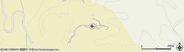 大分県竹田市入田2852周辺の地図