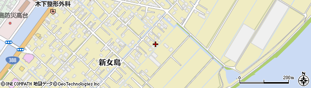 大分県佐伯市7372周辺の地図