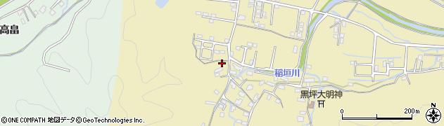 大分県佐伯市稲垣1129周辺の地図