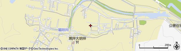 大分県佐伯市稲垣1878-5周辺の地図