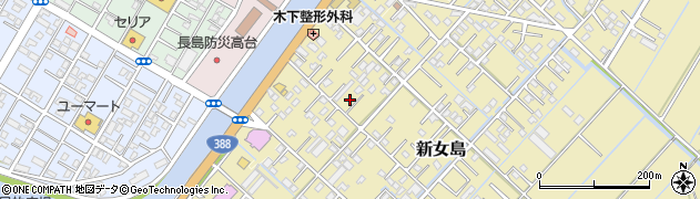 大分県佐伯市6908周辺の地図