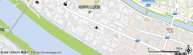 大分県佐伯市城南町11周辺の地図