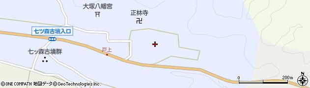 大分県竹田市戸上716周辺の地図