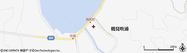 大分県佐伯市鶴見大字吹浦1980周辺の地図
