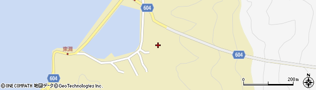 大分県佐伯市9445周辺の地図