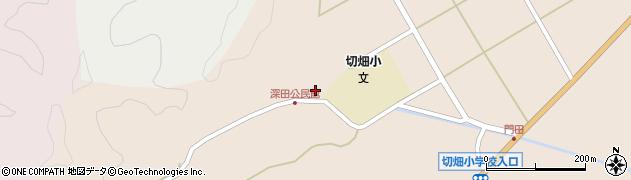 大分県佐伯市弥生大字門田2040周辺の地図