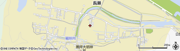 大分県佐伯市稲垣1942周辺の地図