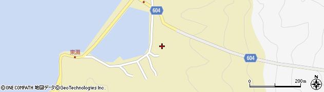 大分県佐伯市9444周辺の地図