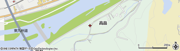 大分県佐伯市稲垣768周辺の地図