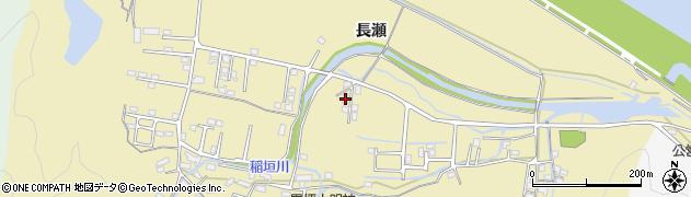 大分県佐伯市稲垣1924周辺の地図