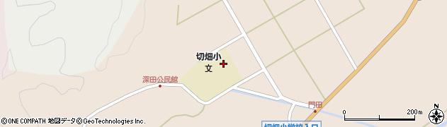 大分県佐伯市弥生大字門田1328周辺の地図