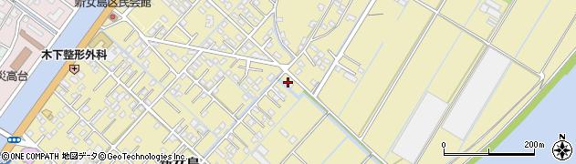 大分県佐伯市7360周辺の地図
