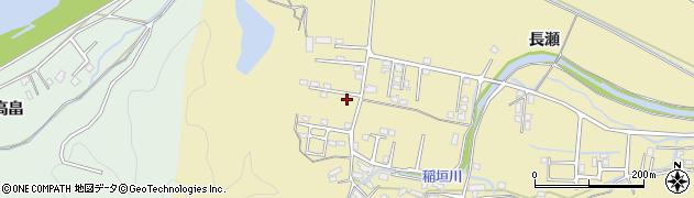 大分県佐伯市稲垣1097周辺の地図