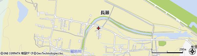 大分県佐伯市稲垣1961周辺の地図