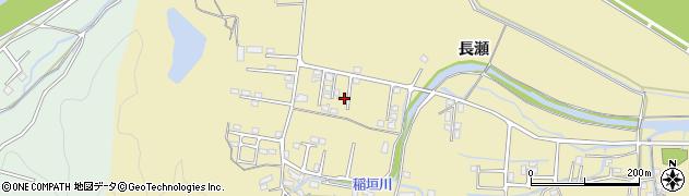 大分県佐伯市稲垣1432周辺の地図