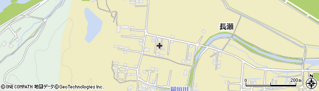 大分県佐伯市稲垣1437周辺の地図