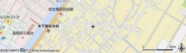 大分県佐伯市2332周辺の地図