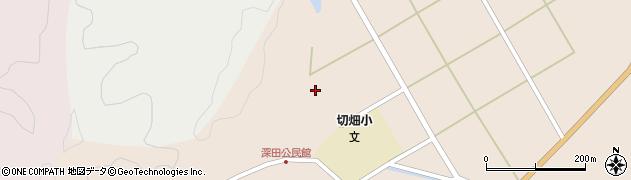大分県佐伯市弥生大字門田1715周辺の地図