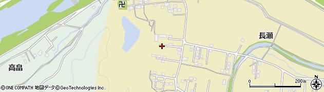 大分県佐伯市稲垣1089-19周辺の地図