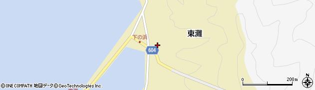 大分県佐伯市9548周辺の地図