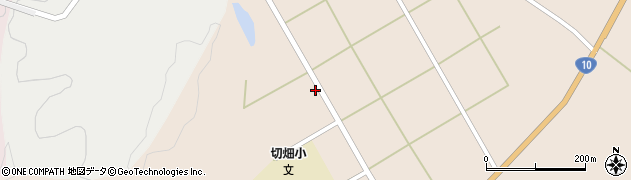 大分県佐伯市弥生大字門田1444周辺の地図