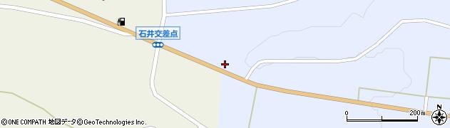 大分県竹田市戸上502周辺の地図
