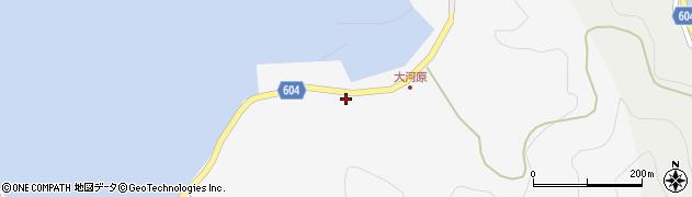 大分県佐伯市鶴見大字吹浦1568周辺の地図
