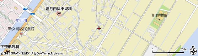 大分県佐伯市10278周辺の地図