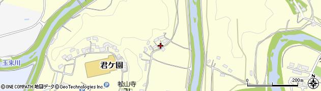 大分県竹田市君ケ園286周辺の地図