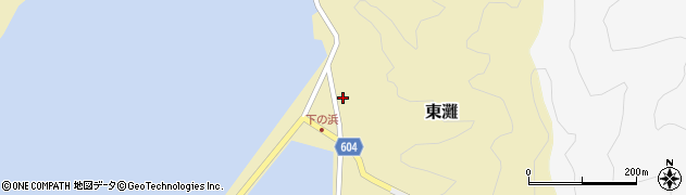 大分県佐伯市9389周辺の地図