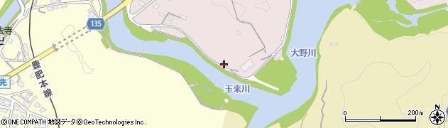 大分県竹田市竹田1077周辺の地図
