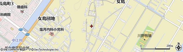 大分県佐伯市8156周辺の地図