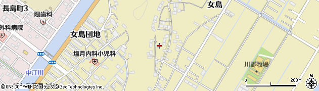 大分県佐伯市8161周辺の地図