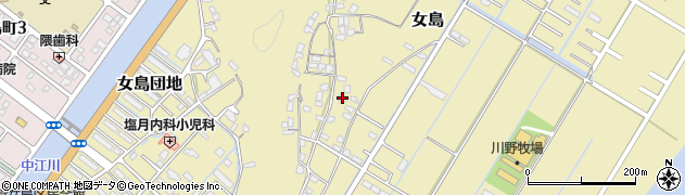 大分県佐伯市10295周辺の地図