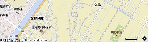 大分県佐伯市8165周辺の地図