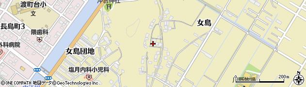 大分県佐伯市8196周辺の地図