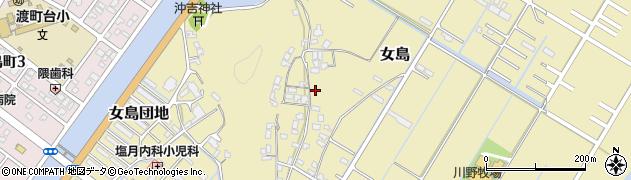 大分県佐伯市8288周辺の地図