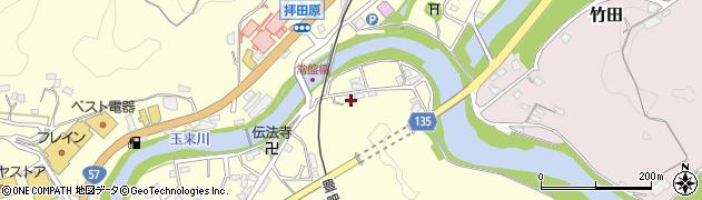 大分県竹田市玉来346周辺の地図