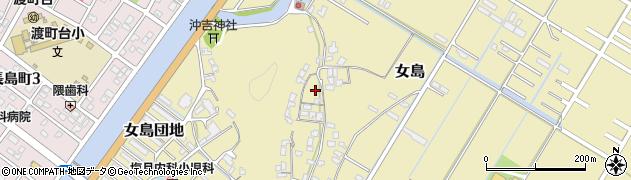 大分県佐伯市8215周辺の地図